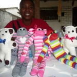 Toys to help raise money for children's outreach