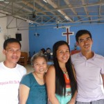 A three year old Filipino church amongst the urban poor which already has 250 young people visiting!