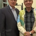 George Verwer, OM Founder, gave me his global jacket –     do I also get the anointing?