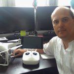 A dream come true – a drone for the AMEN supported 'Elion Media Ministry' in Belgrade, SERBIA